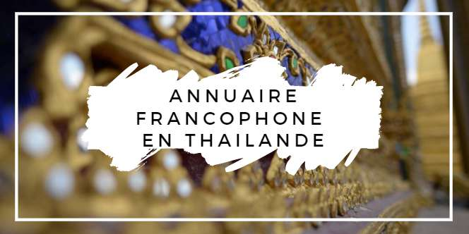 Annuaire Francophone en Thaïlande