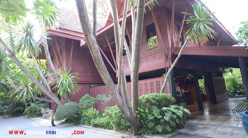 Visiter la Maison de Jim Thompson